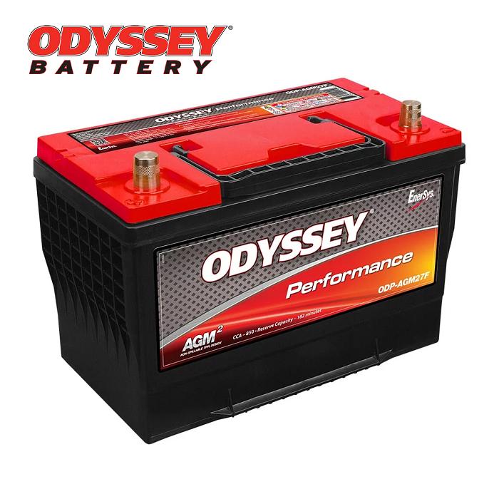 Northstar battery AGM27F