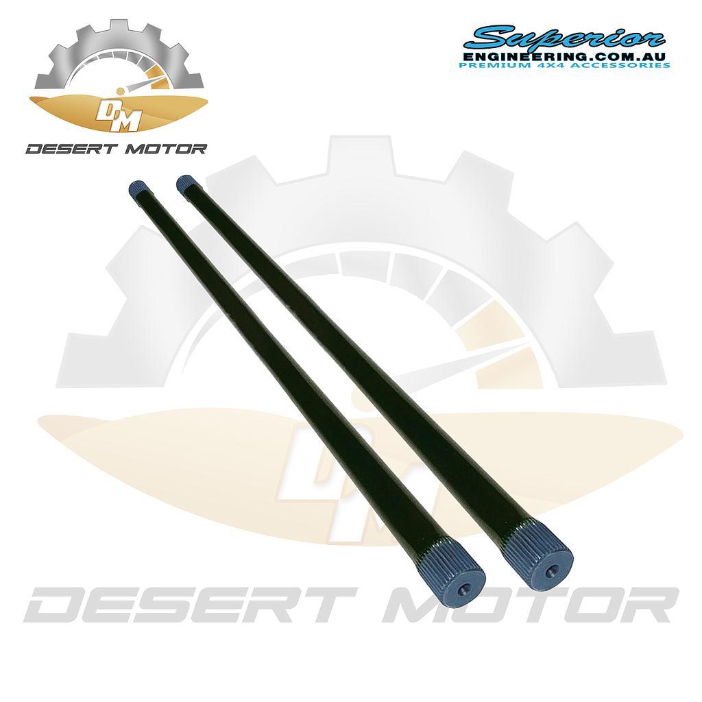 Superior Torsion bar LC100 V8