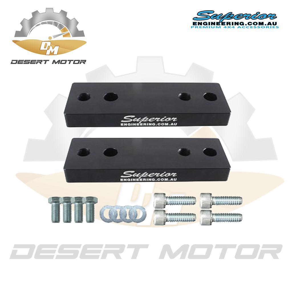 Superior Sway Bar F Extension Relocation Toyota Lc200 Kdss Vxr ِCnc