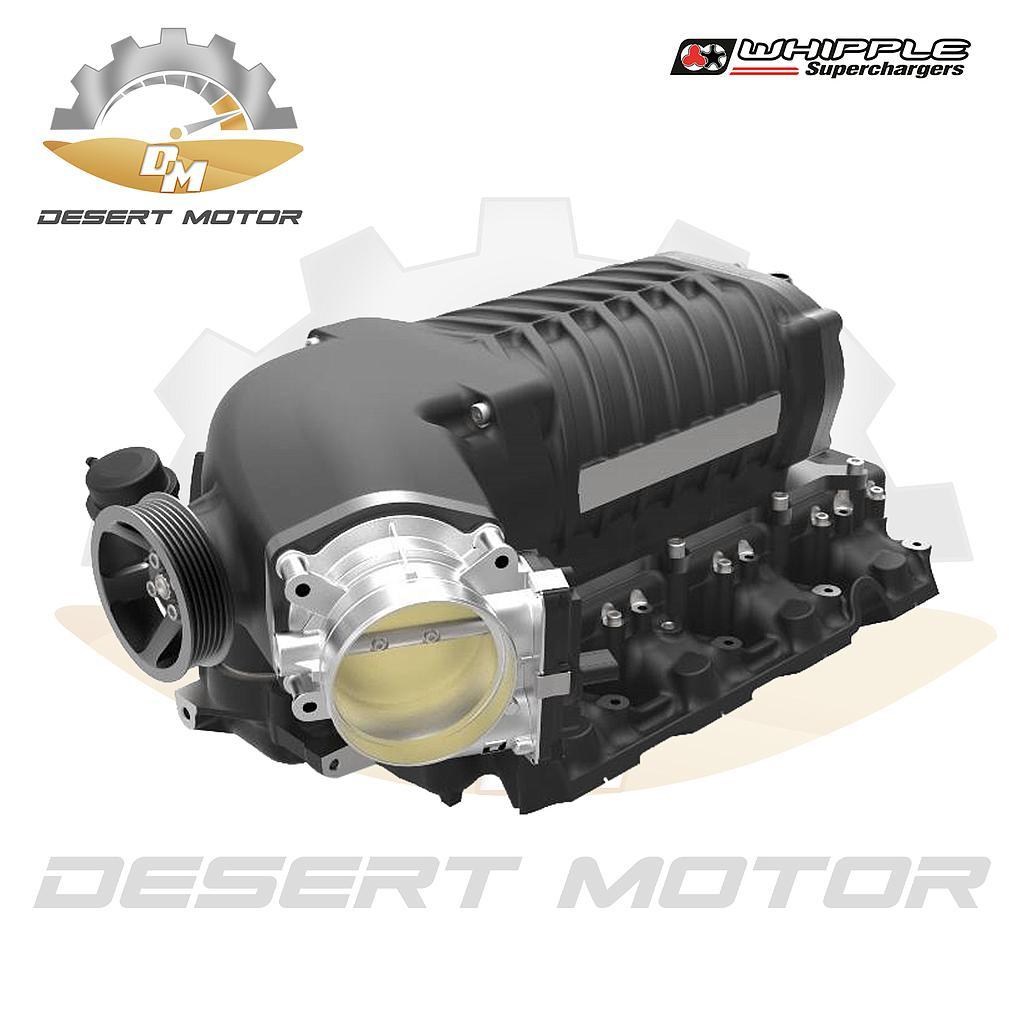 Whipple Supercharger GMC Sierra 19+ 5.3L