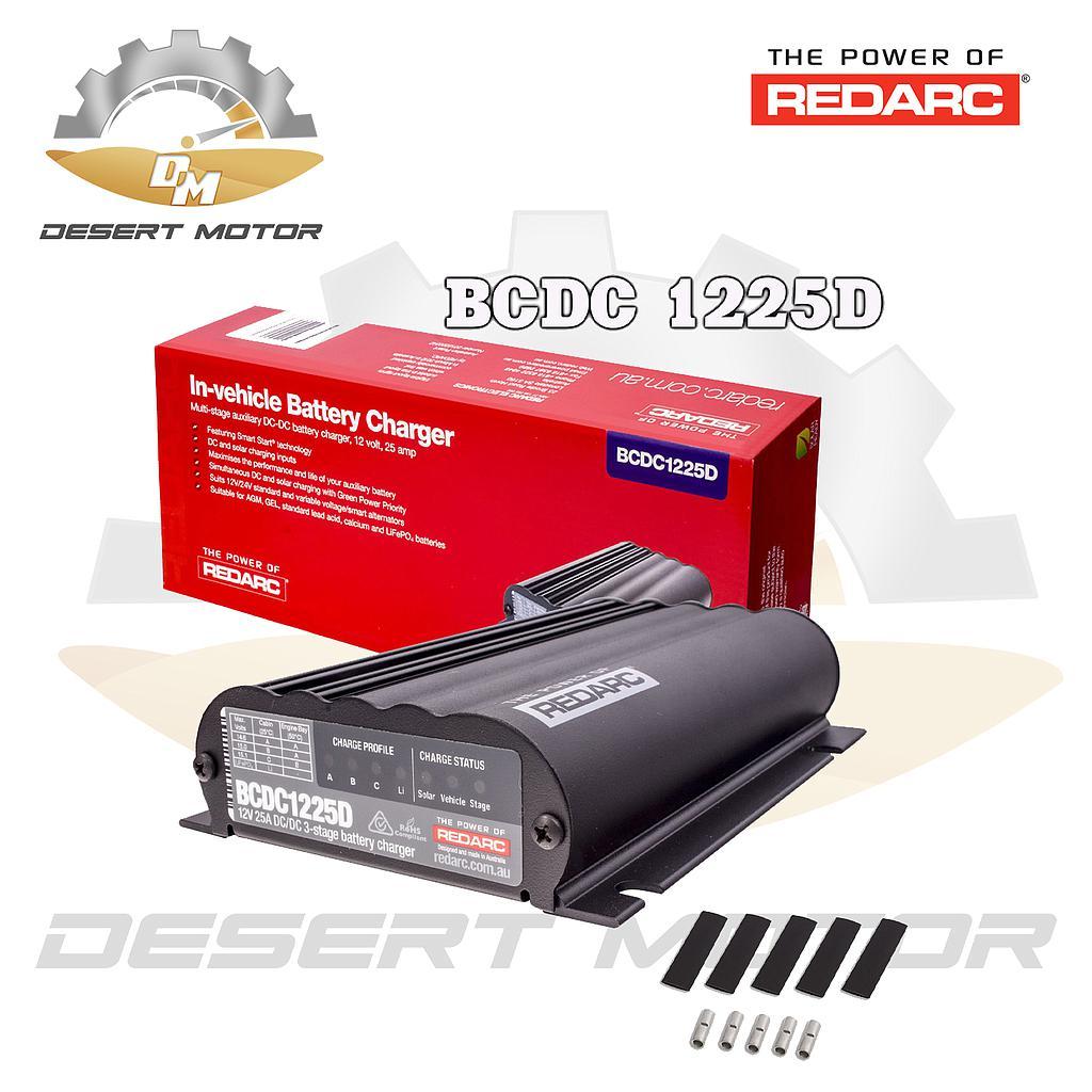 Redarc dual battery system smart 25A