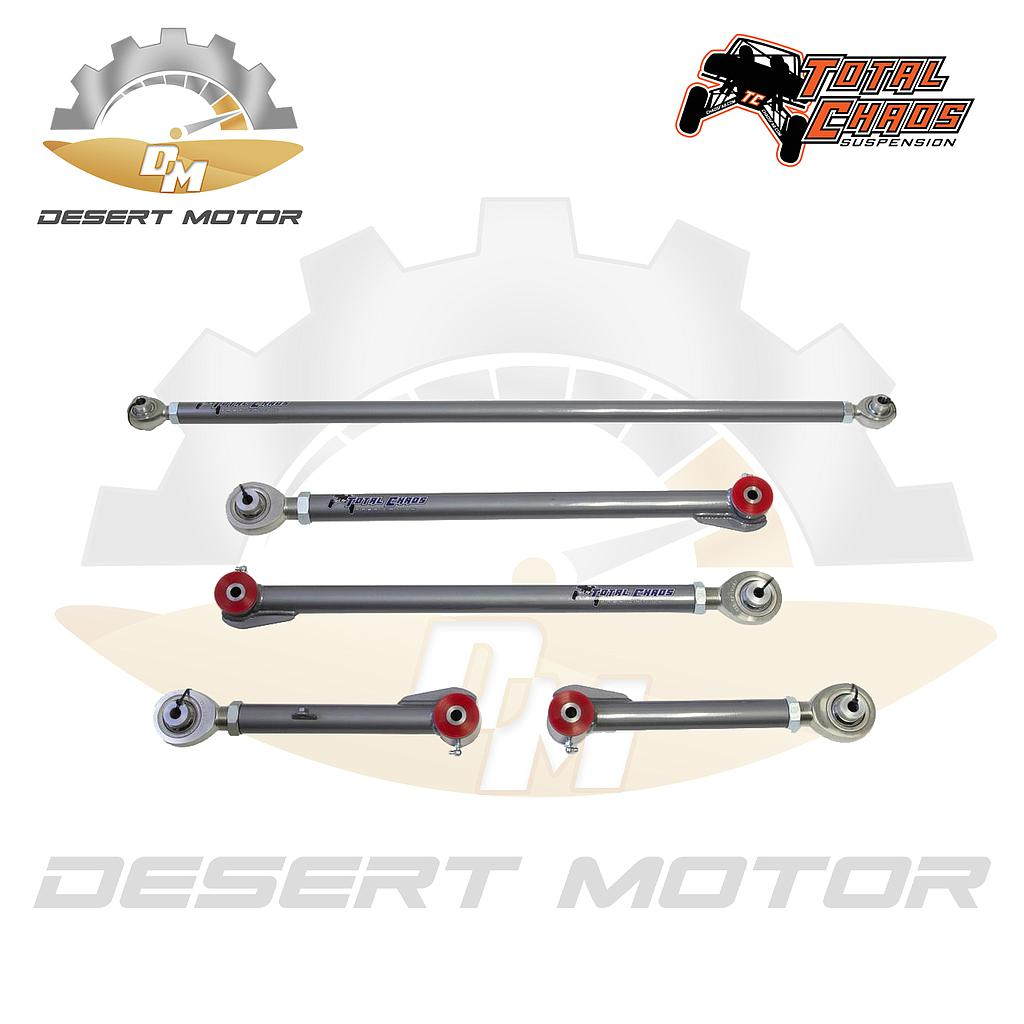 Total Chaos rear link kit Toyota LC200