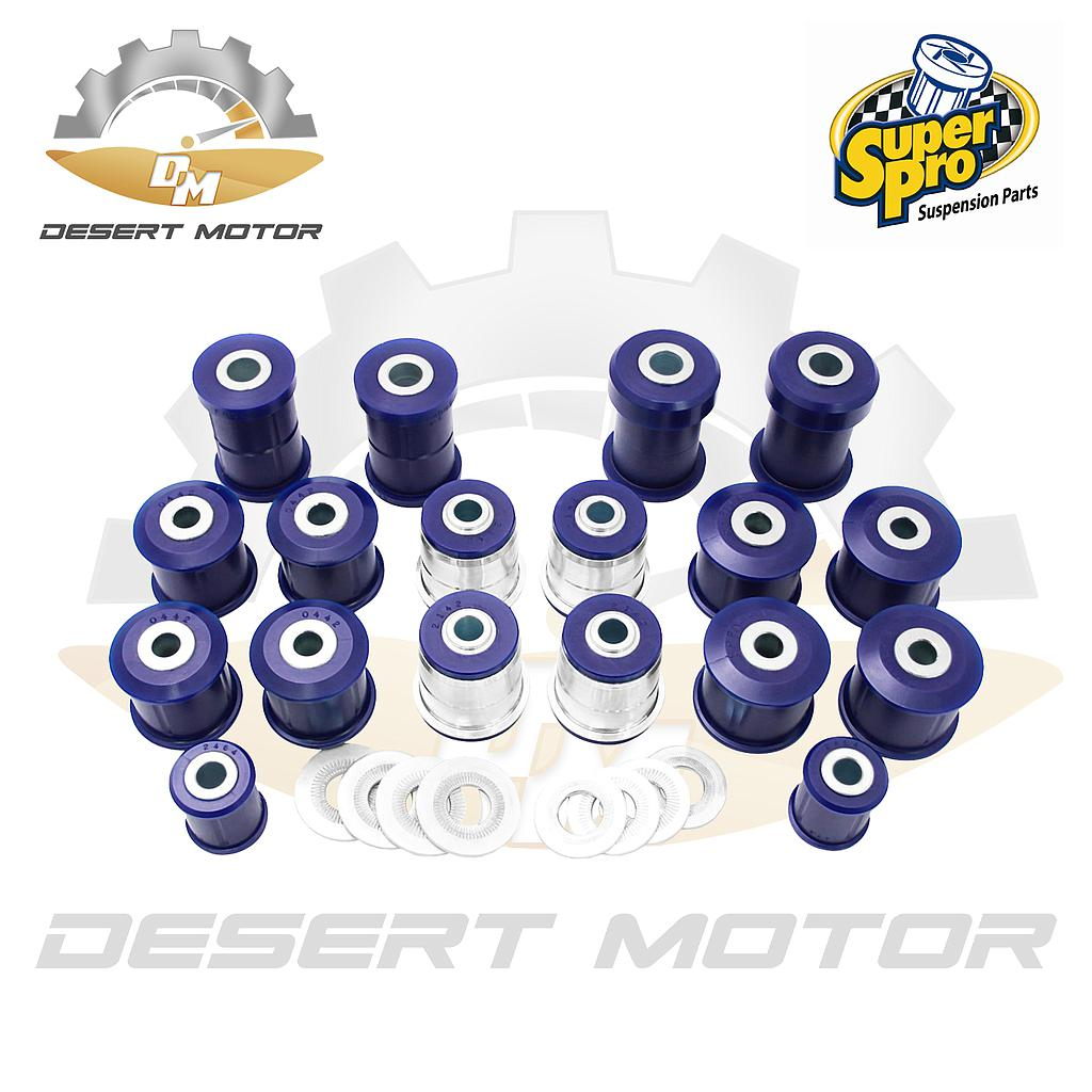 SuperPro bushing LC100 Full kit