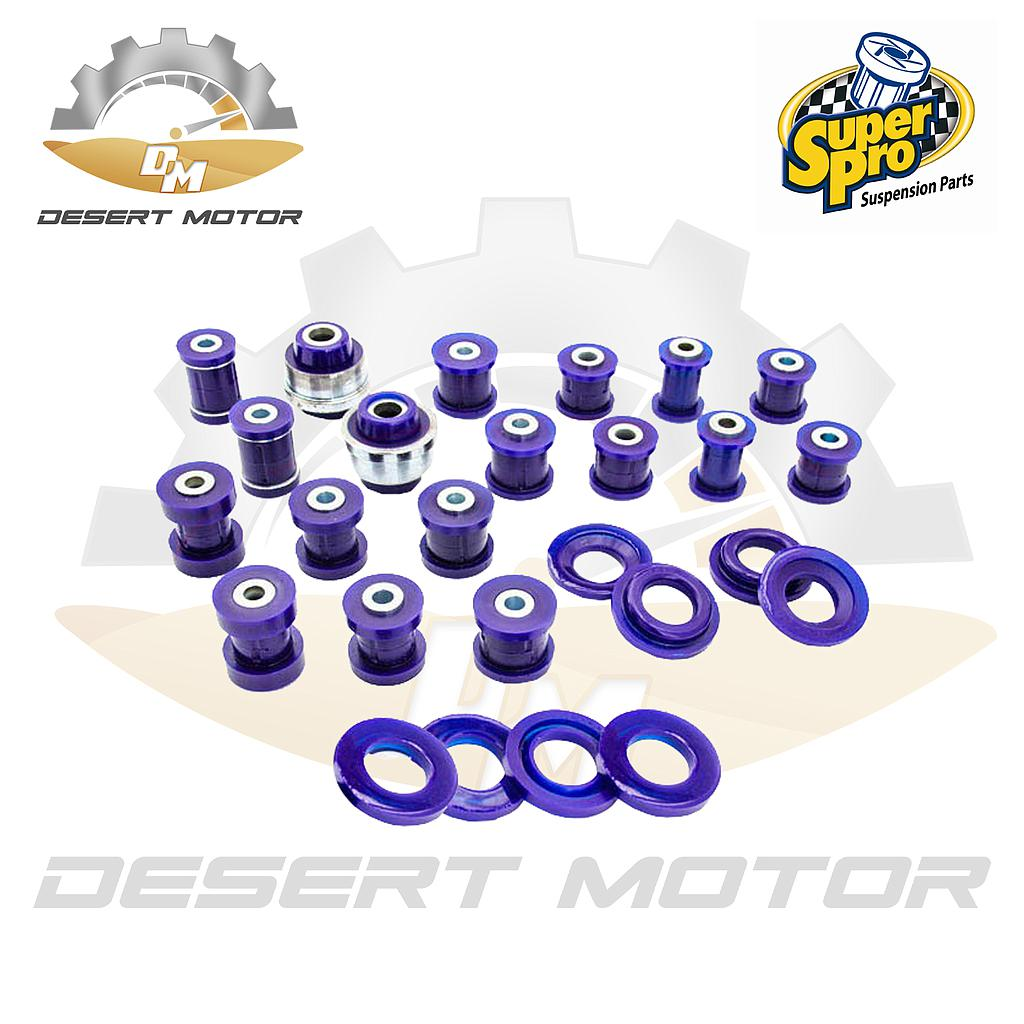 SuperPro bushing Prado/FJ Full kit