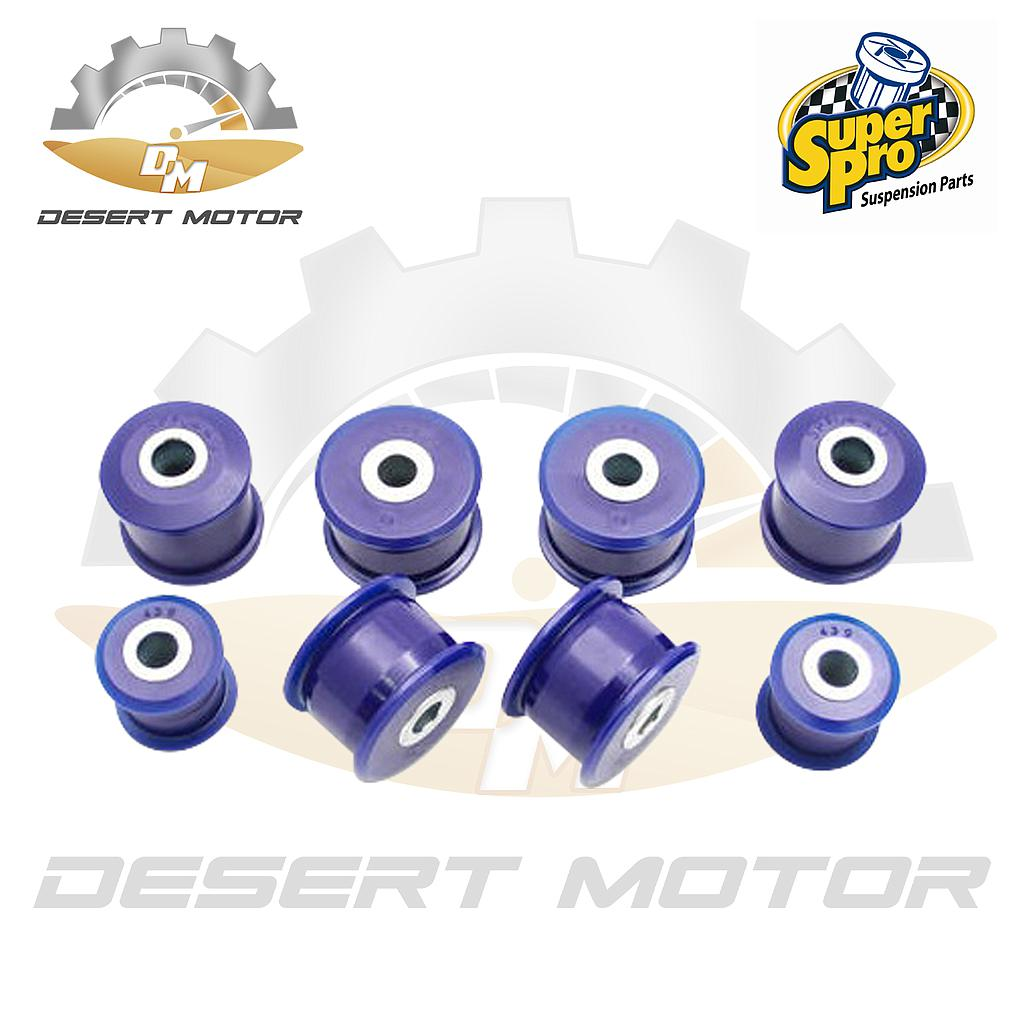 SuperPro bushing Toyota LC79 Full kit