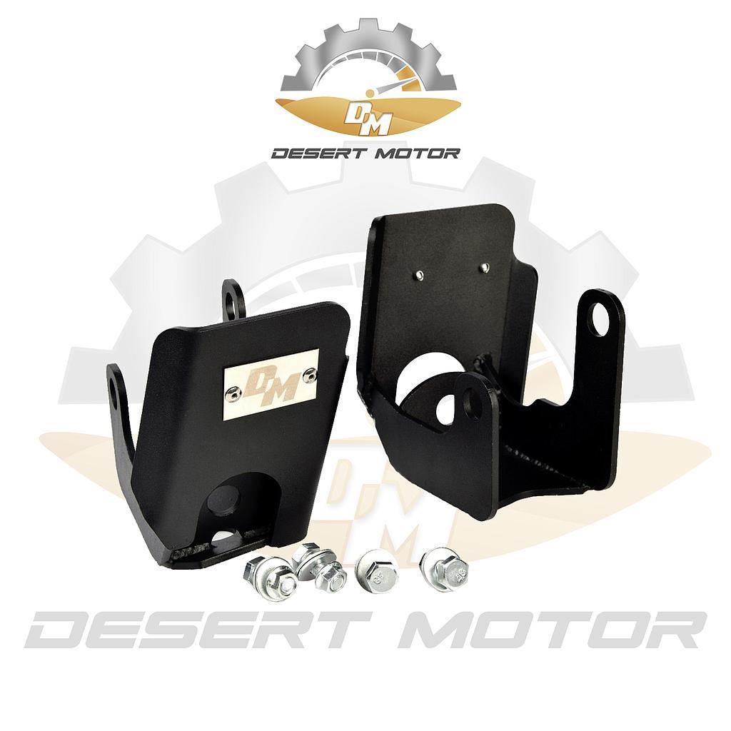 DM shocks guard protection Toyota LC200