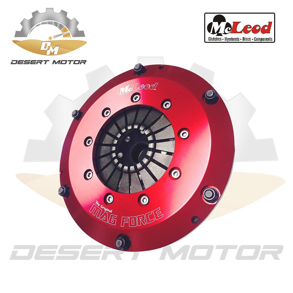 Mcleod Clutch Mag force Nissan VTC single 1.00x14