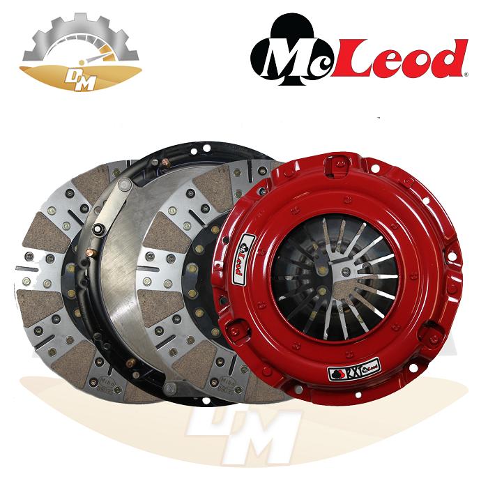 Mcleod Clutch RST Nissan LS engine twin 9-11/16x1x24