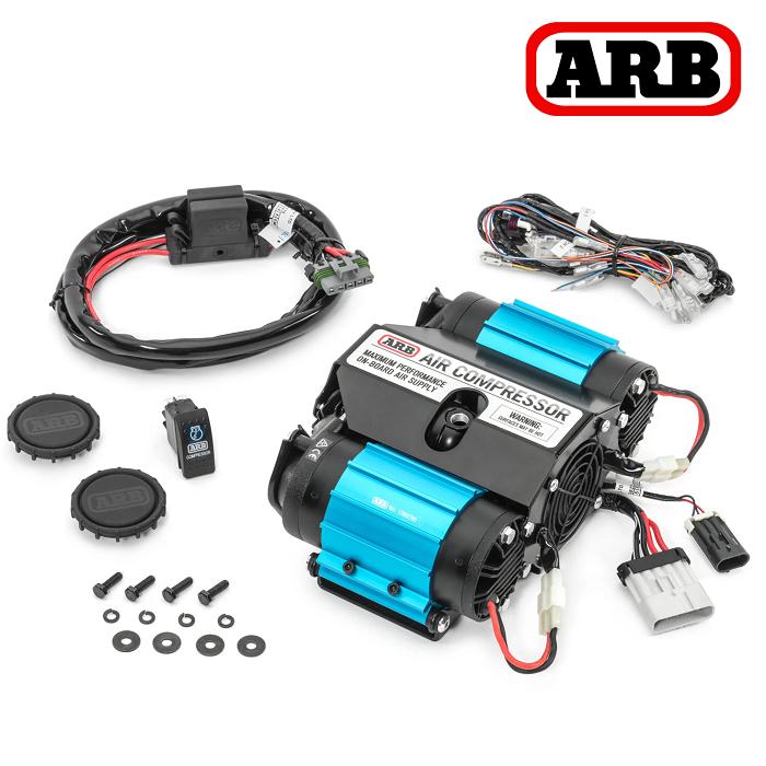 ARB Dual Onboard Air compressor