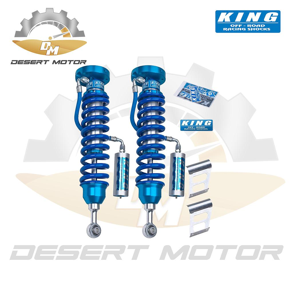 King Shocks 2.5 F Toyota LC200 3.16.650