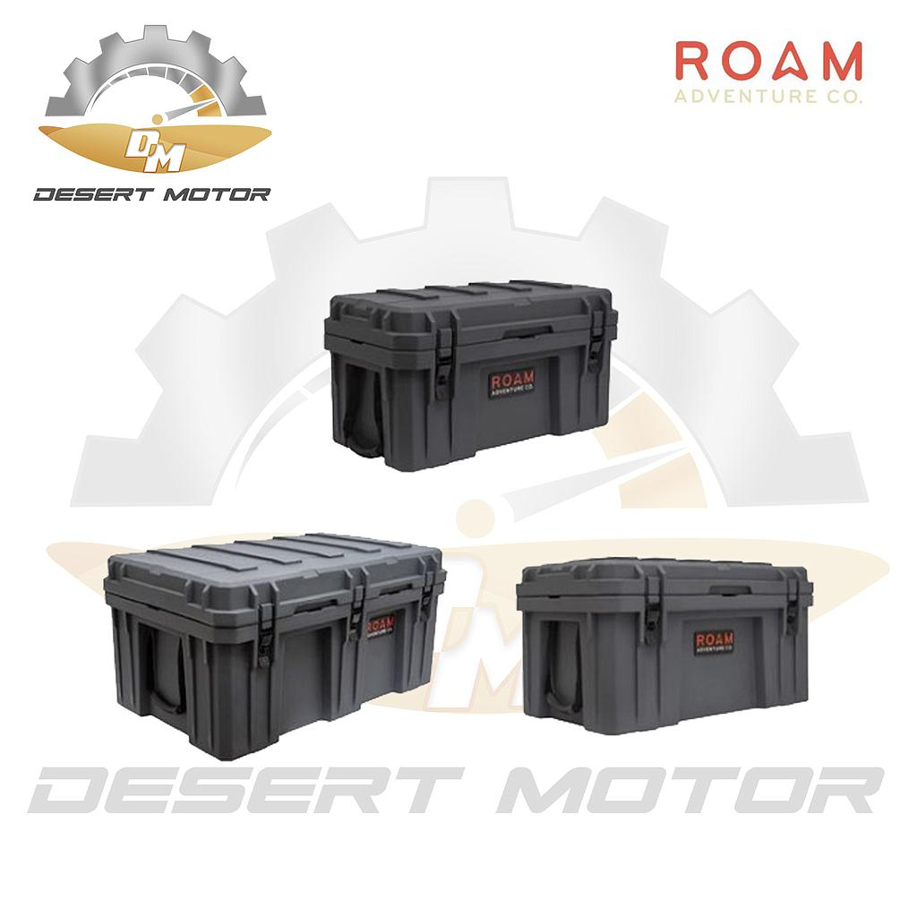 Roam Rugged case 160L Black