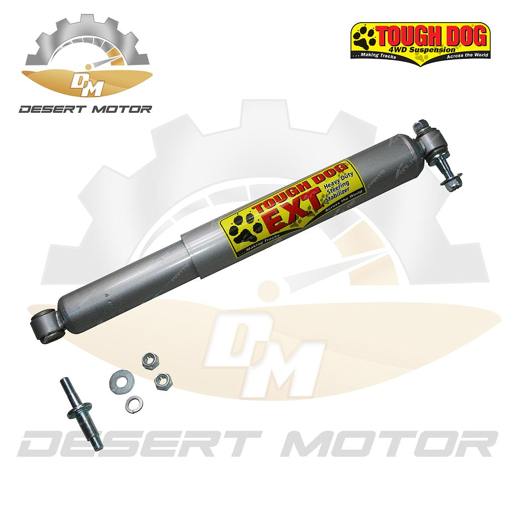 Tough dog steering staiblizer Toyota LC79