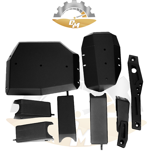 Suzuki Jimny Skid Plates Protection 19+