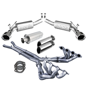Manifold and exhuast system
